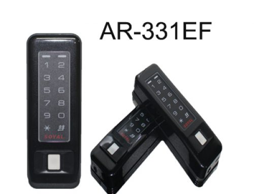 AR-331(EF) Black