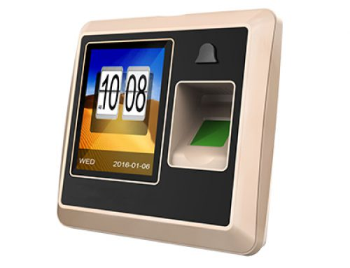 Touch Screen Fingerprint and Card Access Control