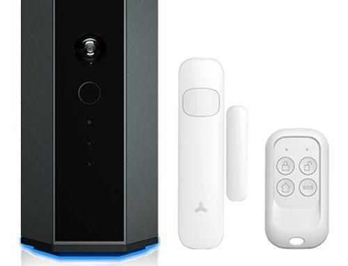 Hybrid Alarm Camera