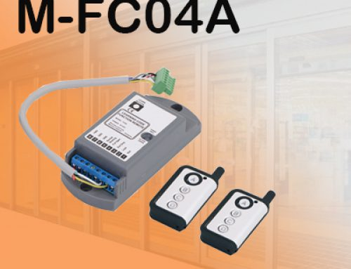 M-FC04A Automatic door function remote