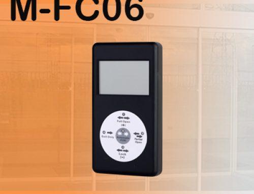 M-FC06 LCD function keypad