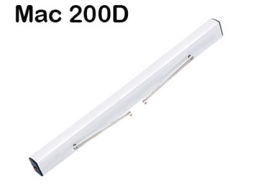 Mac-200D Swing door(Double open)